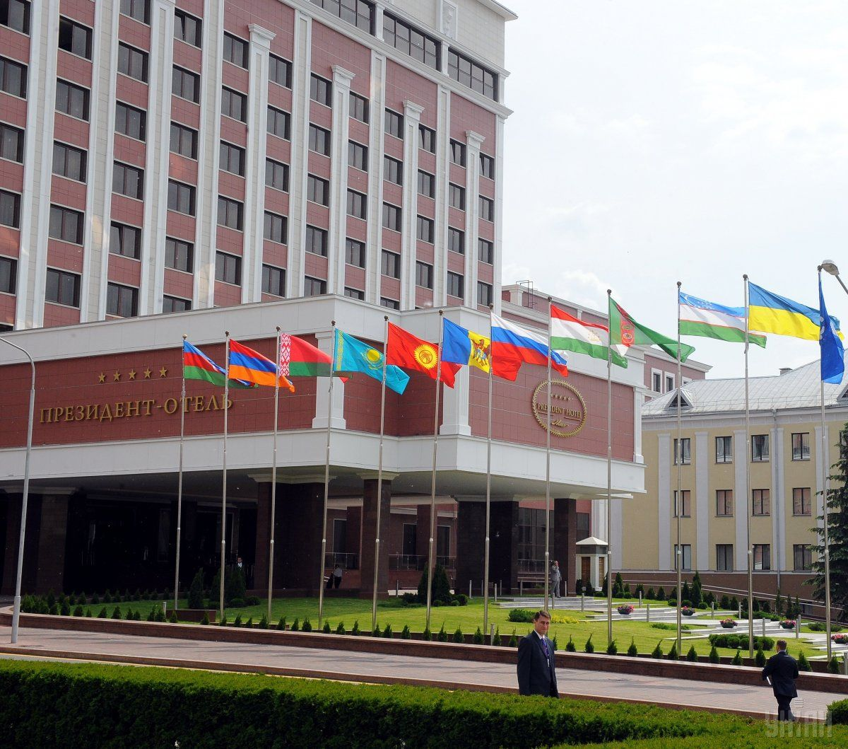 ВМинске началось совещание Трехсторонней контактной группы поДонбассу
