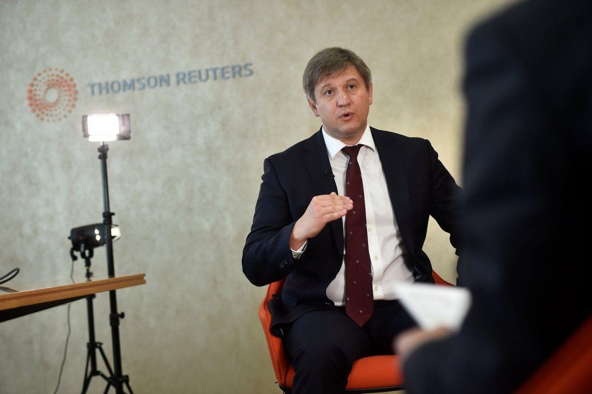 Александр Данилюк /REUTERS