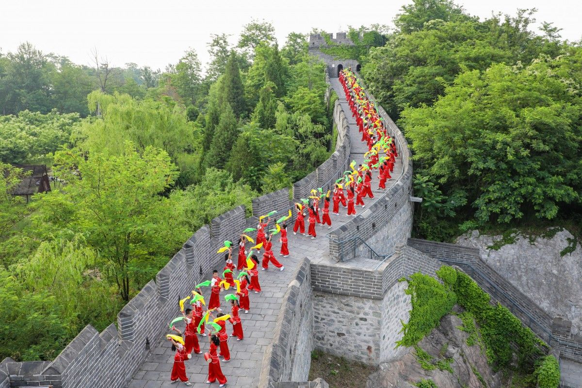 У 1982 році Китай оголосив, що чисельність населення країни перевищила мільярд / фото REUTERS