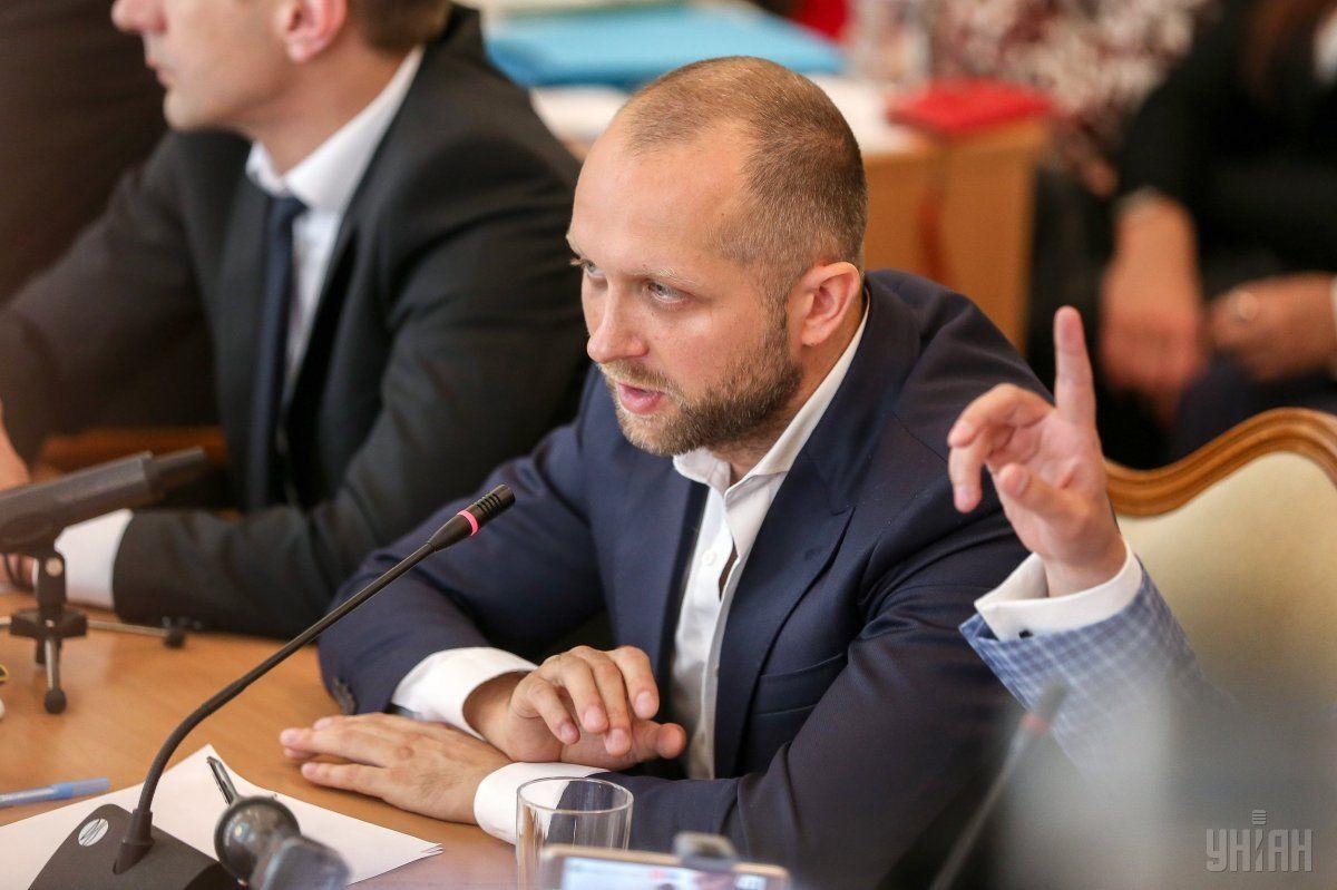 ГПУ показала відеодокази причетності нардепів Полякова і Розенблата до«бурштинової мафії»