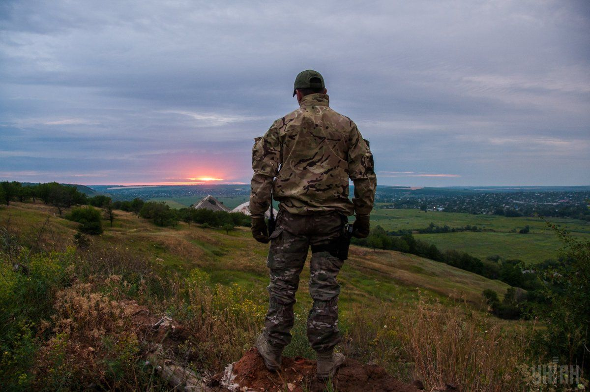 Тука озвучил прогноз по возврату Донбасса Украине / фото УНИАН