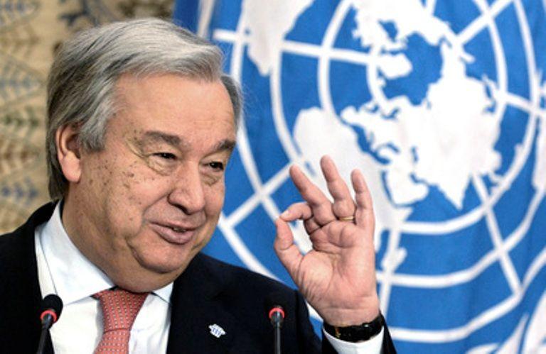 """Антониу Гуттериш назвал главной задачей ООН """"дать власть женщинам"""" / центр новостей оон"""
