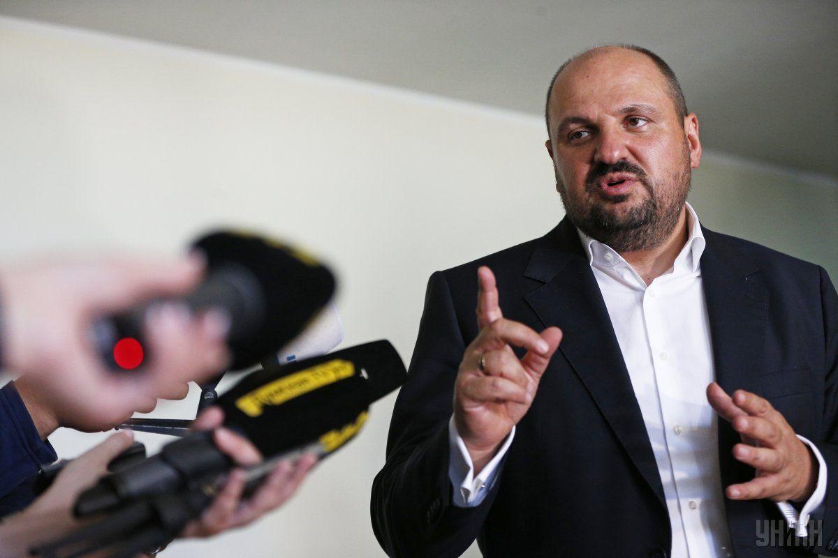 Розенблат назвав інформацію про коштовності неправдивою / фото УНІАН