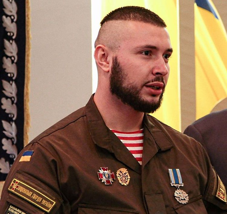 Ukrainian guardsman  Markiv has been jailed in Italy for 24 years / Photo from Arsen Avakov's Facebook account