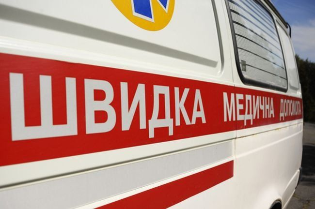"Дитина померла у кареті ""швидкої"" / фото dpchas.com.ua"