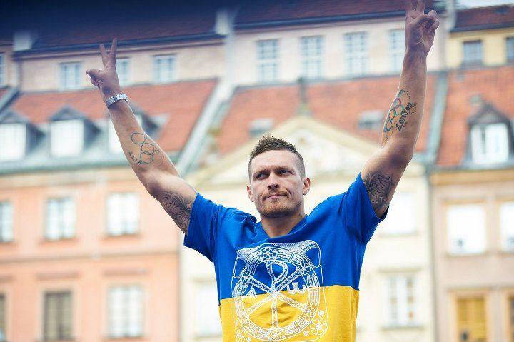 Александр Усик / xsport.ua