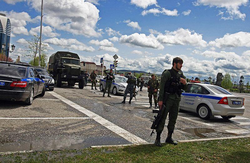 Журналисты сообщают о 27 расстрелянных / фото stringer-news.com