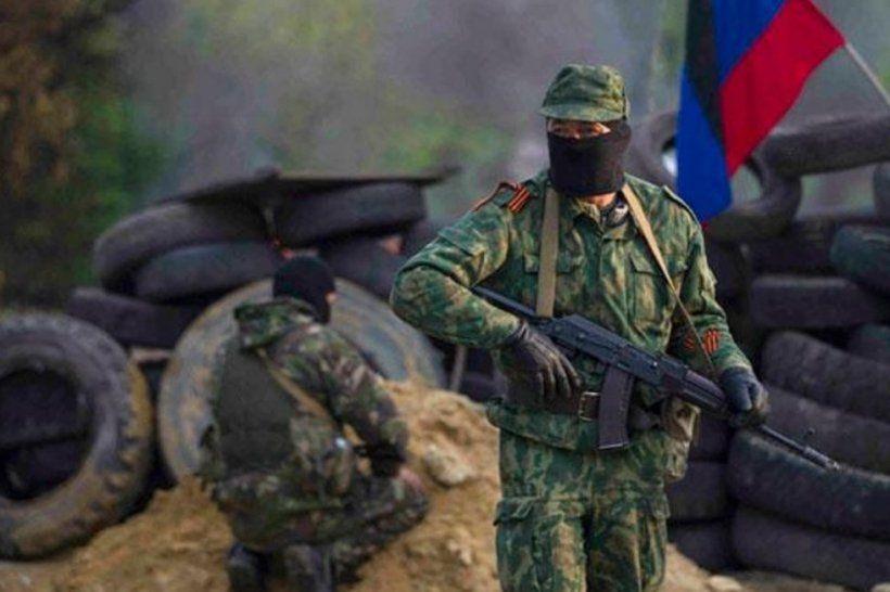 Оккупанты отрабатывают варианты применения оружия против местного населения / фото espreso.tv