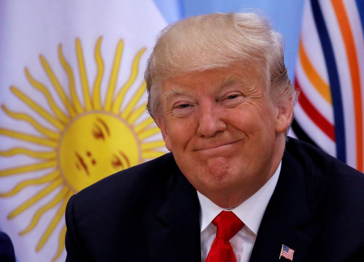 Президент США Дональд Трамп / REUTERS