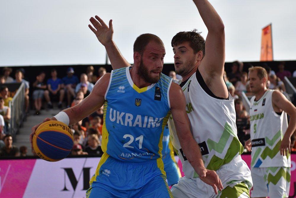 Точный бросок Станислава Тимофеенко принес сборной Украины бронзу Евро-2017 / fiba.com
