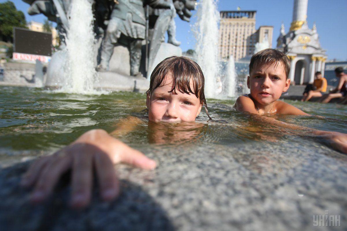Спека відпустить Україну 10 серпня / фото УНІАН