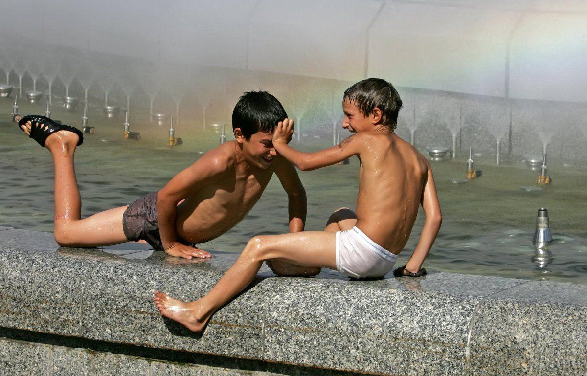 Спека в Україні ослабне вже в неділю / фото УНІАН