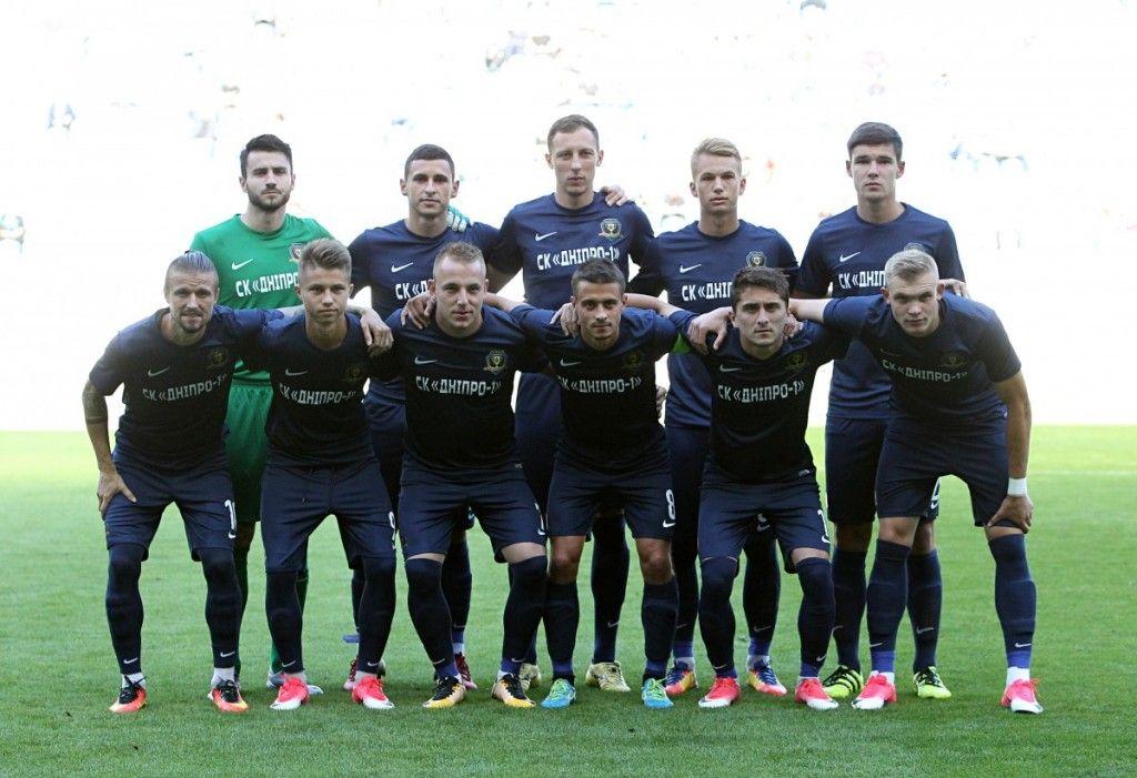 Ультрас «Днепра» устроили драку сохраной стадиона после матча Кубка Украины