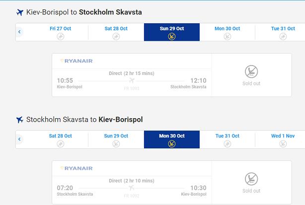 Вимоги Ryanair будуть коштувати «Борисполю» 2 млрд грн на рік