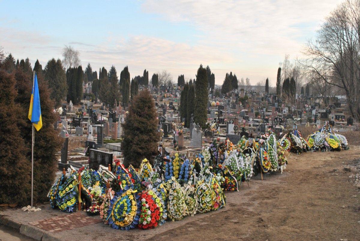 Меморіал загиблих тернополян / wikipedia.org