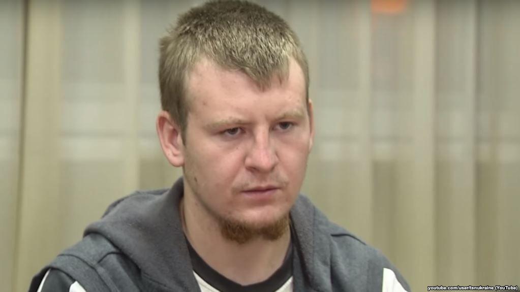 Агеева задержали в составе ДРГ на Донбассе / svoboda.org.ua