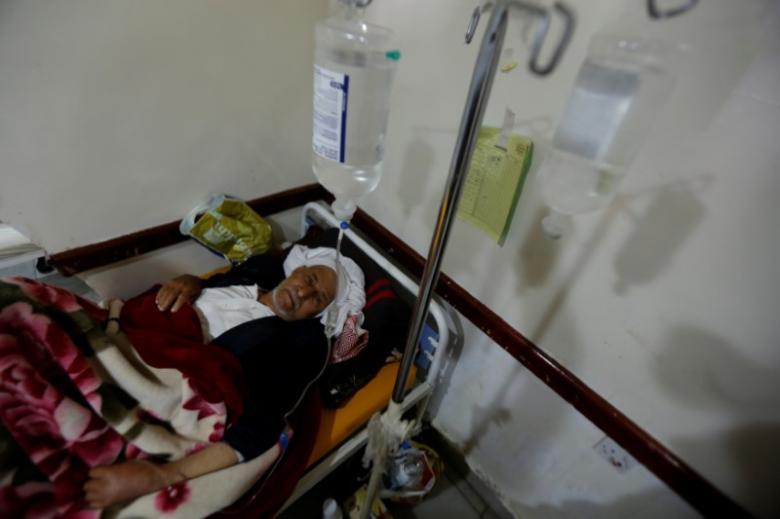Количество больных возрастает ежедневно— Холера вЙемене