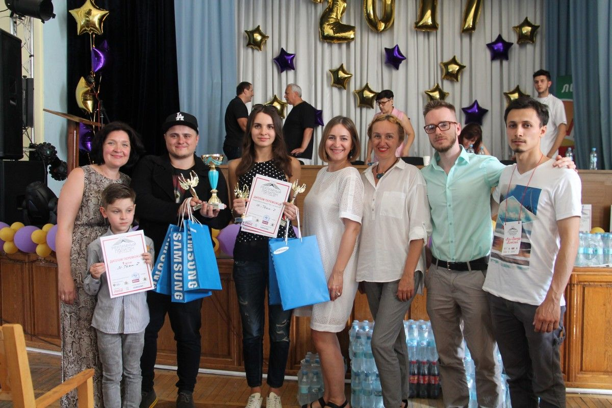 Победители и члены жюри