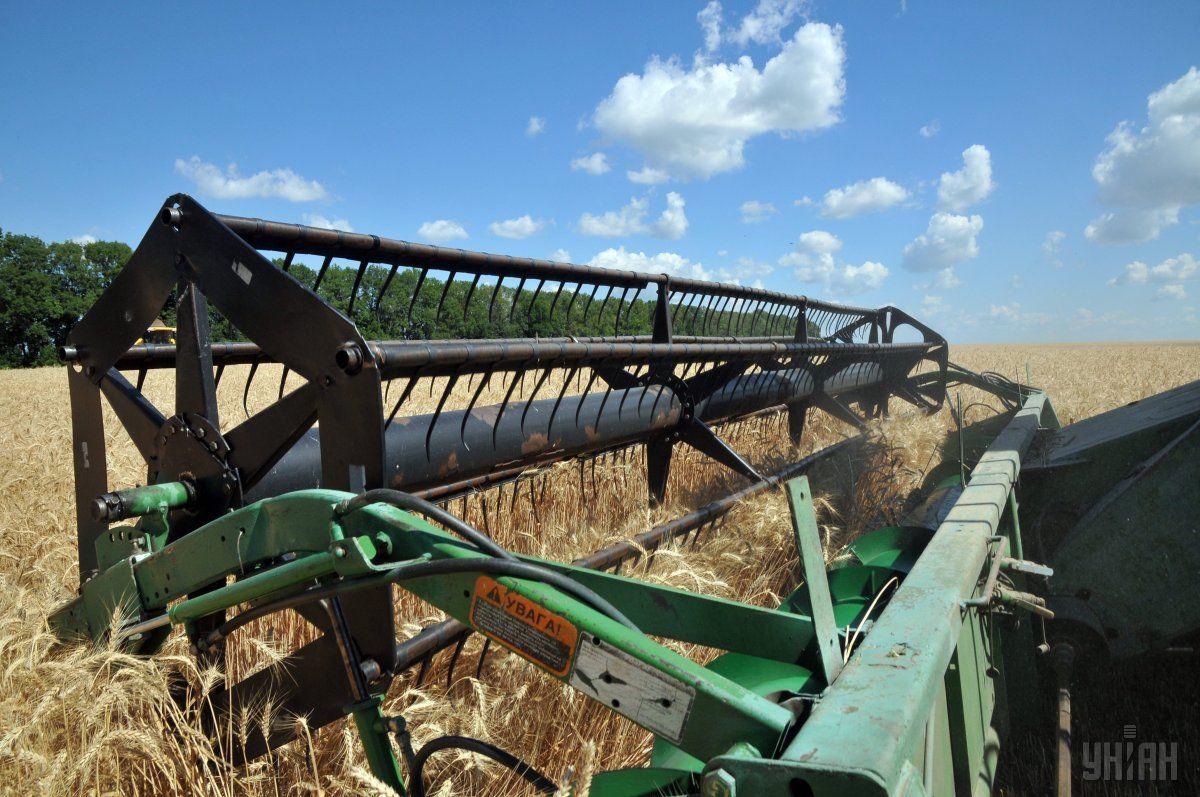 Экспорт зерна изУкраины превысил 9 млн. тонн