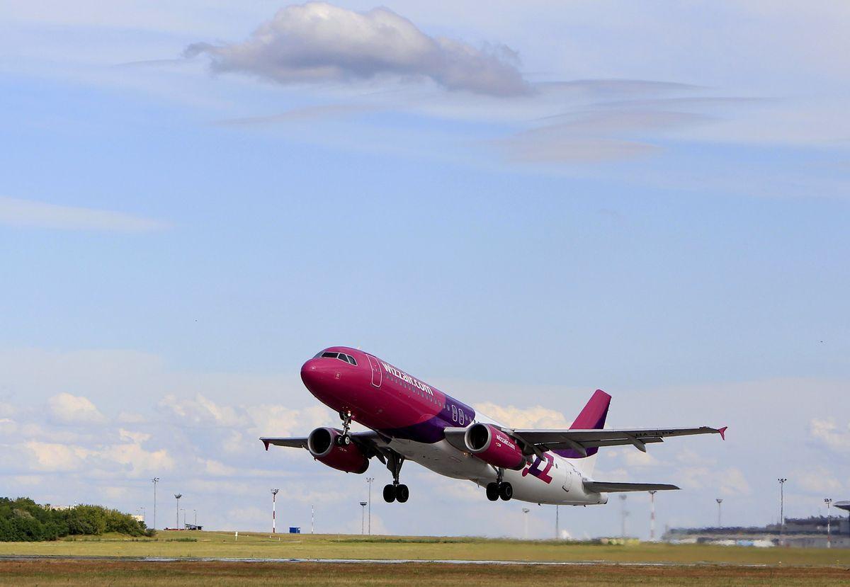 Wizz Air запустить з України 26 нових рейсів /фото REUTERS