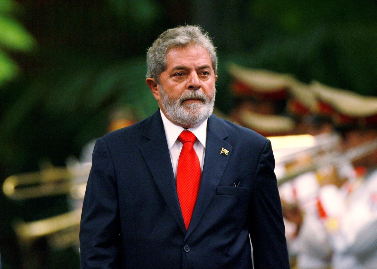 Луїс Інасіу Лула да Сілва / REUTERS