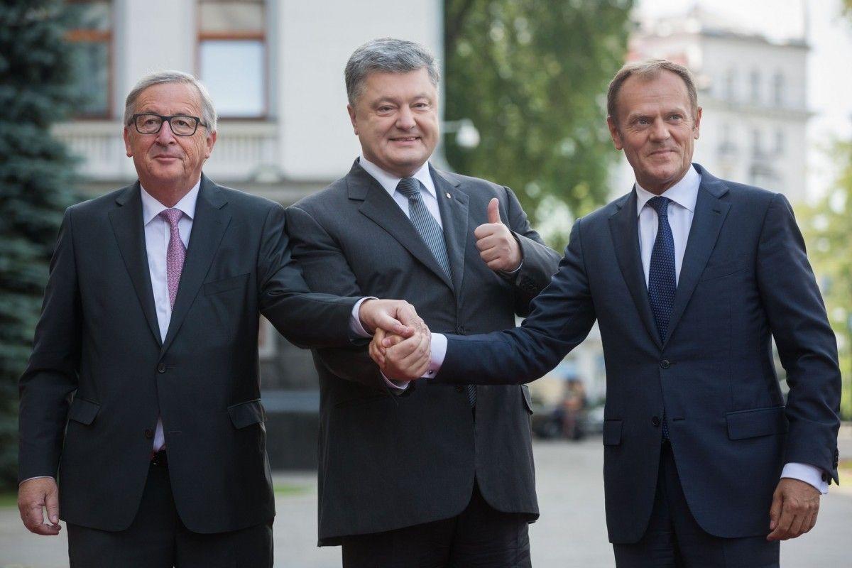 Совет ЕС на год продлил санкции против России за аннексию Крыма - Цензор.НЕТ 7755