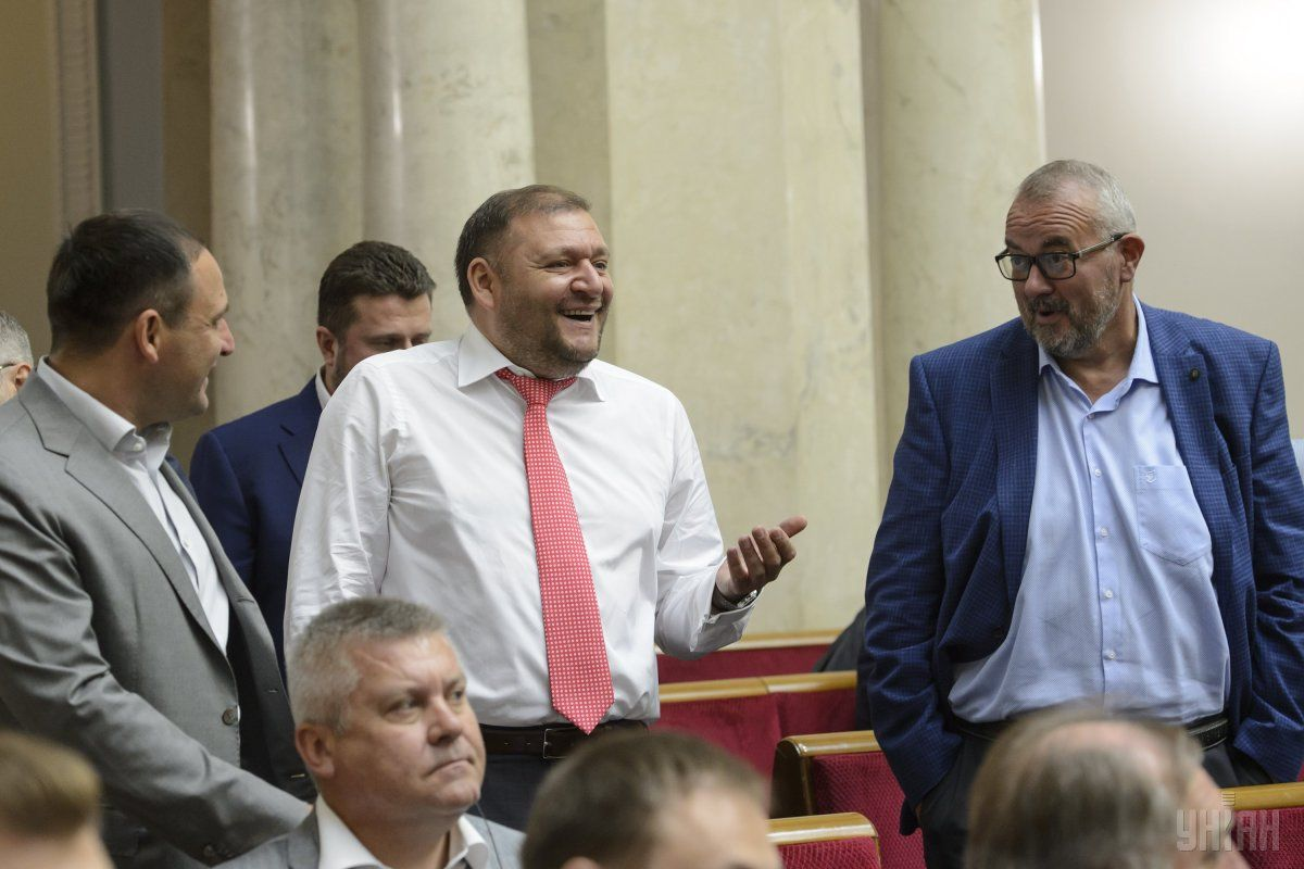 Апелляционный суд начал рассмотрение жалобы Добкина намеру пресечения