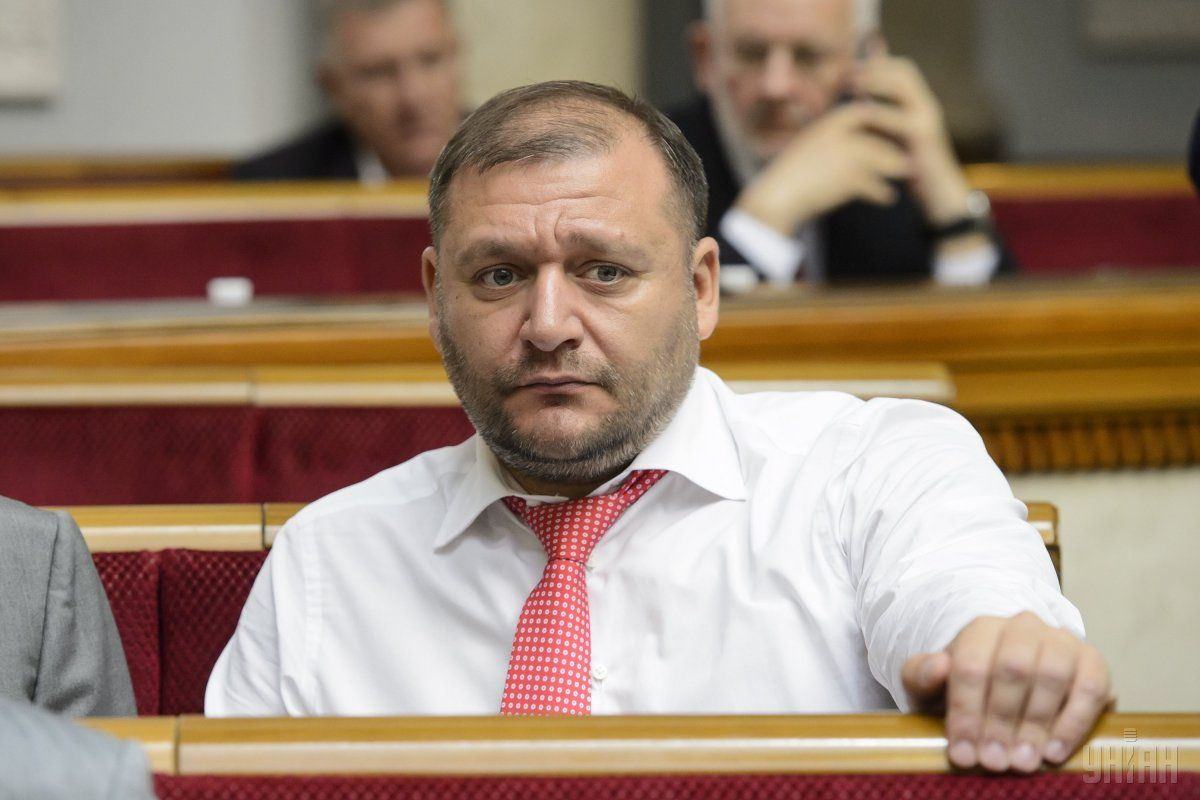 """Добкін вважає вибухи на Чернігівщині """"салютом"""" / фото УНІАН"""