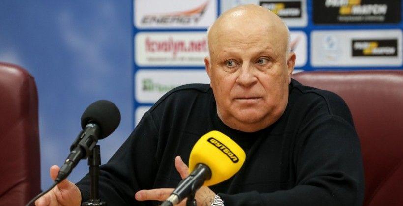 Кварцяный покинул пост основного тренера «Волыни»