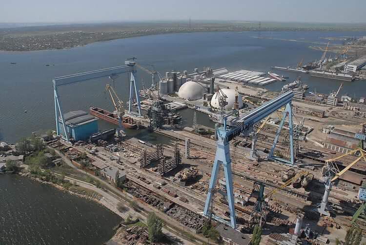 Луценко: НаЧерноморский судостроительный завод наложили арест
