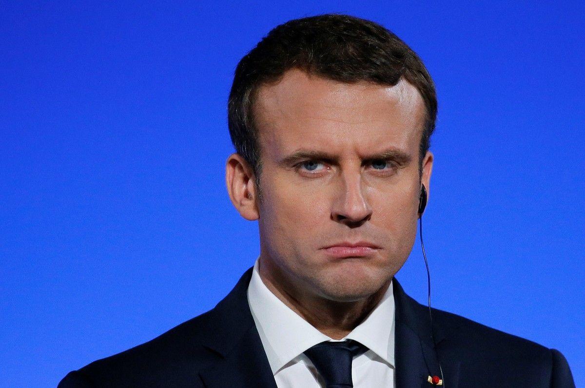 Макрон закликав Європу і Китай об'єднати зусилля