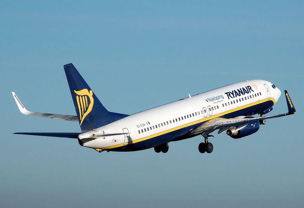 Ryanair шантажируют не только Украину / фото wikipedia.org