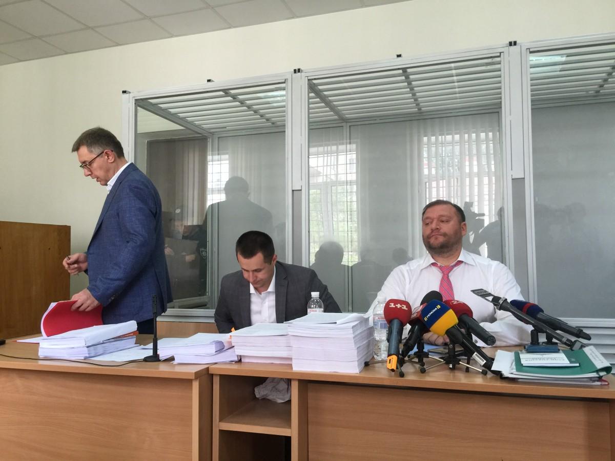 14 липня Добкіну вручили повідомлення про підозру / фото УНИАН