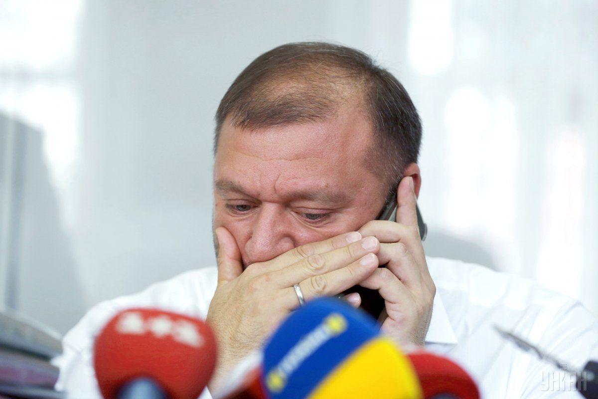 Совет 13 июля дала согласие на лишение депутатской неприкосновенности, задержание и арест Добкина / фото УНИАН