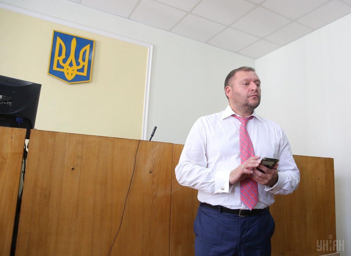 Добкину не понравился вопрос о Крыме / фото УНИАН