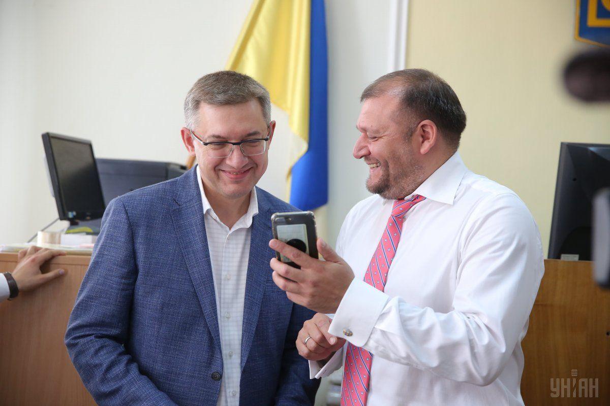 Депутат вкотре заявив, що його переслідують з політичних мотивів / фото УНІАН