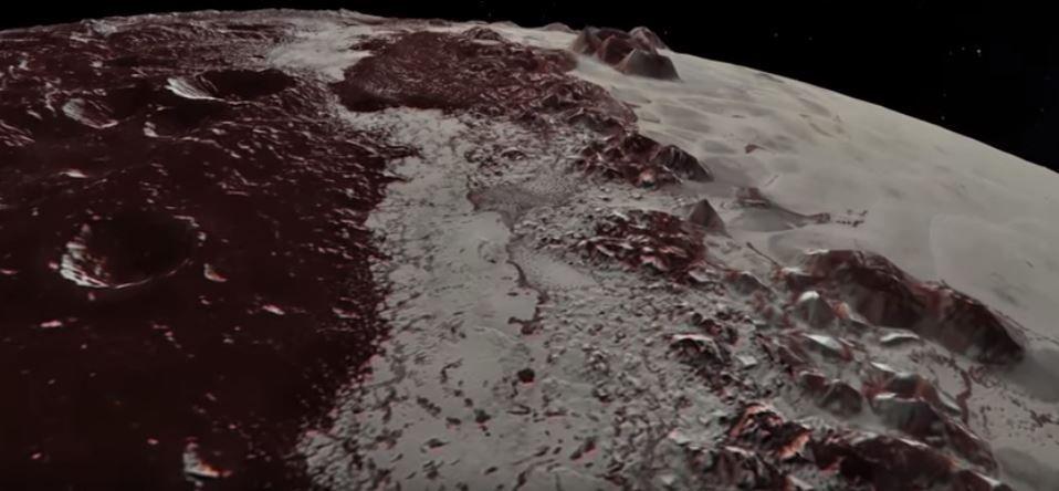 Станция New Horizons максимально приблизилась к Плутону (12,5 тысяч км) 14 июля 2015 года / nasa.gov