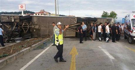 Во время ДТП пострадавшие спали, поэтому не могут назвать причину аварии / Фото: АА