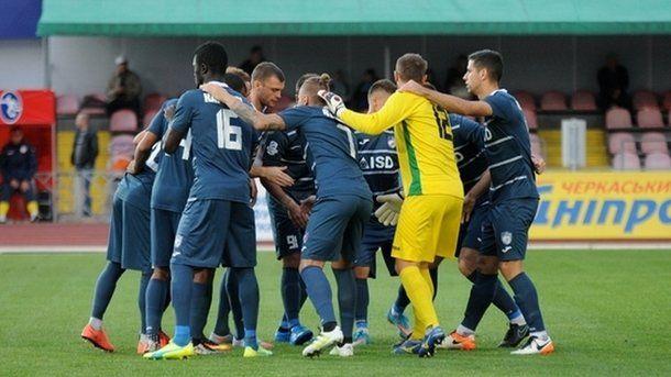 """""""Сталь"""" у першому турі Прем'єр-ліги сенсаційно обіграла """"Зорю"""" / pfcstal.com"""
