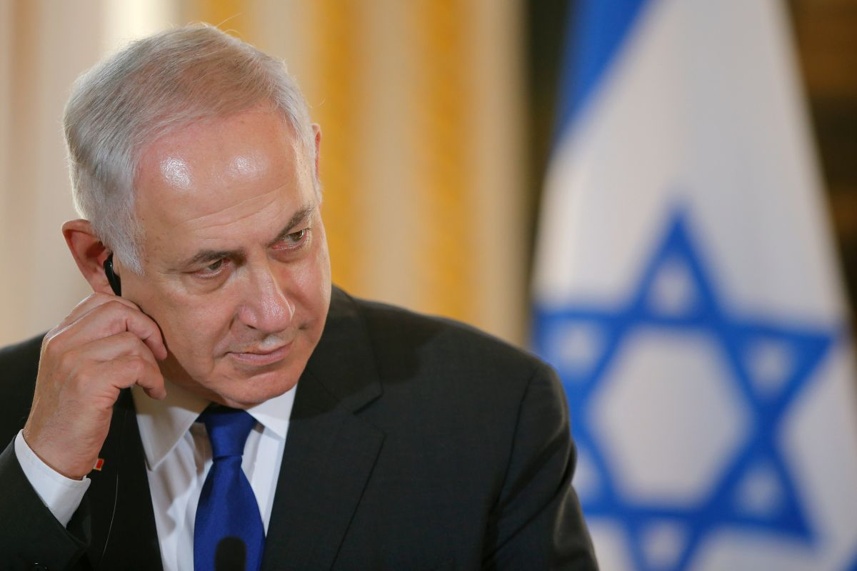Беньямін Нетаньяху / REUTERS