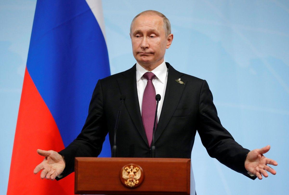 """Путин не руководит супердержавой, но он геополитический """"супертроль"""" / фото REUTERS"""