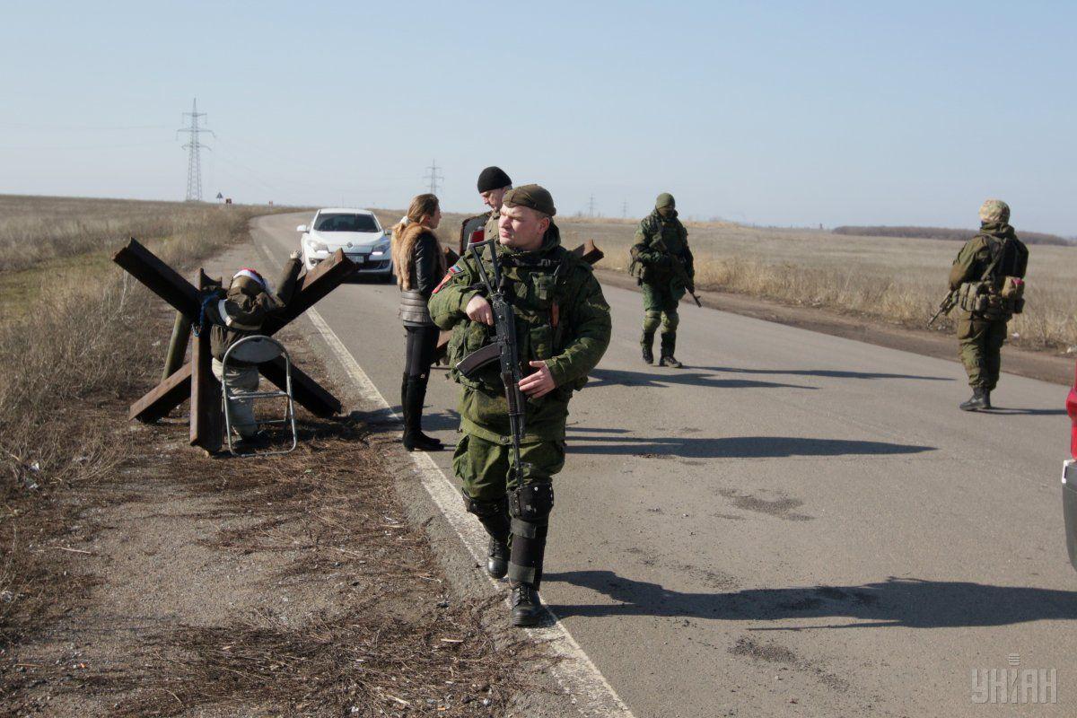 СБУ також попереджає про підготовку окупантами збройних провокацій на Донбасі / фото УНІАН