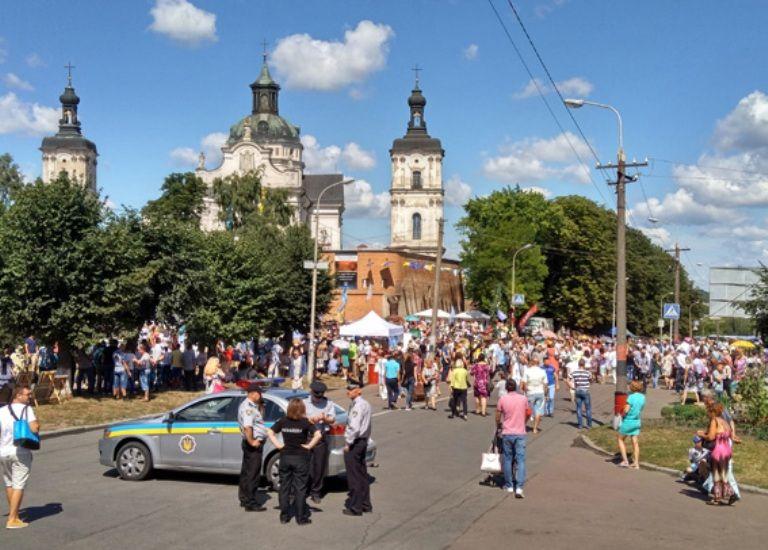 фото відділ комунікації ГУНП в Житомирській області