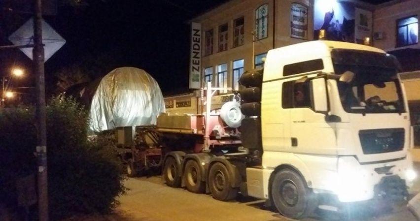 ЗМІ побачили ще дві турбіни Siemens в Криму / фото primechaniya.ru