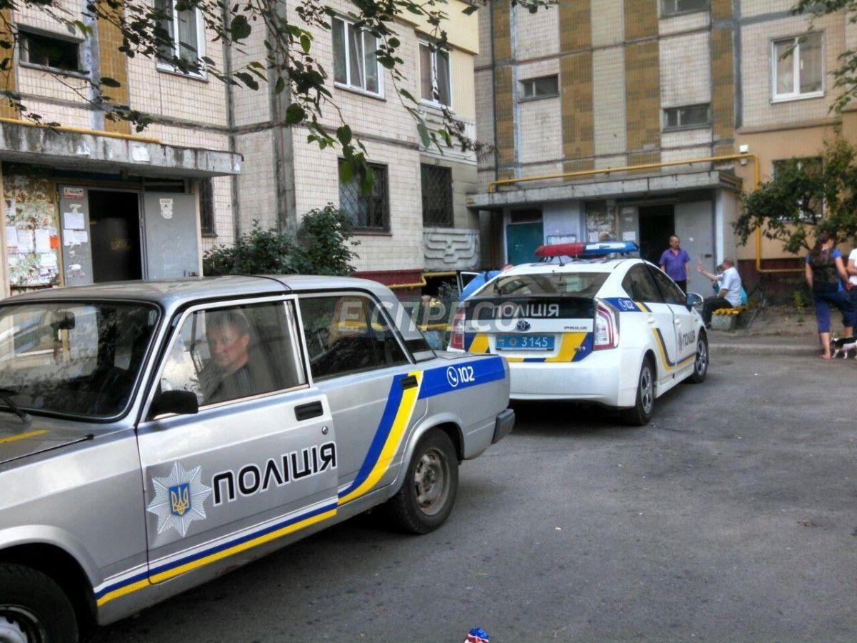 Вбивство в Києві / Espreso.TV