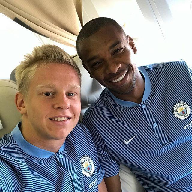 Зинченко отправился насбор с«Манчестер Сити»