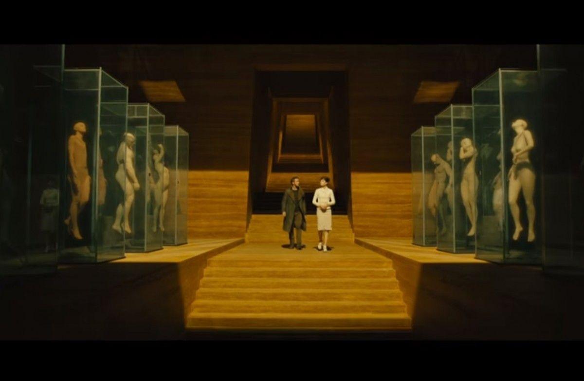 Размещен новый трейлер фильма «Бегущий полезвию 2049»
