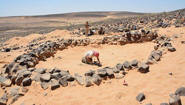 Фото: Археологічний Ландшафтний Проект Qurma Джебел