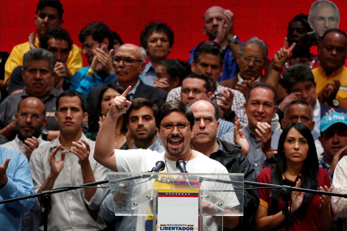 Фредді Гевара / REUTERS