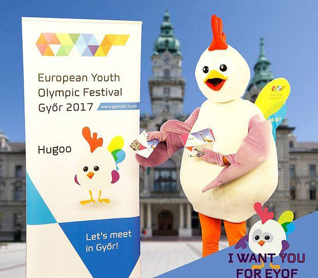 44 українці вестимуть боротьбу за нагороди Європейського юнацького  олімпійського фестивалю у 6 з 10 видах спорту - легкій атлетиці 17c45d0138386